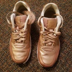 Nike Air Max 90 Metallic Bronze/Rose Gold Youth Si